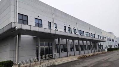 北京中研中鉴为大兴中航智直升飞机生产基地1号做厂房结构检测